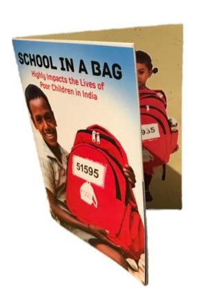 School in a Bag book India