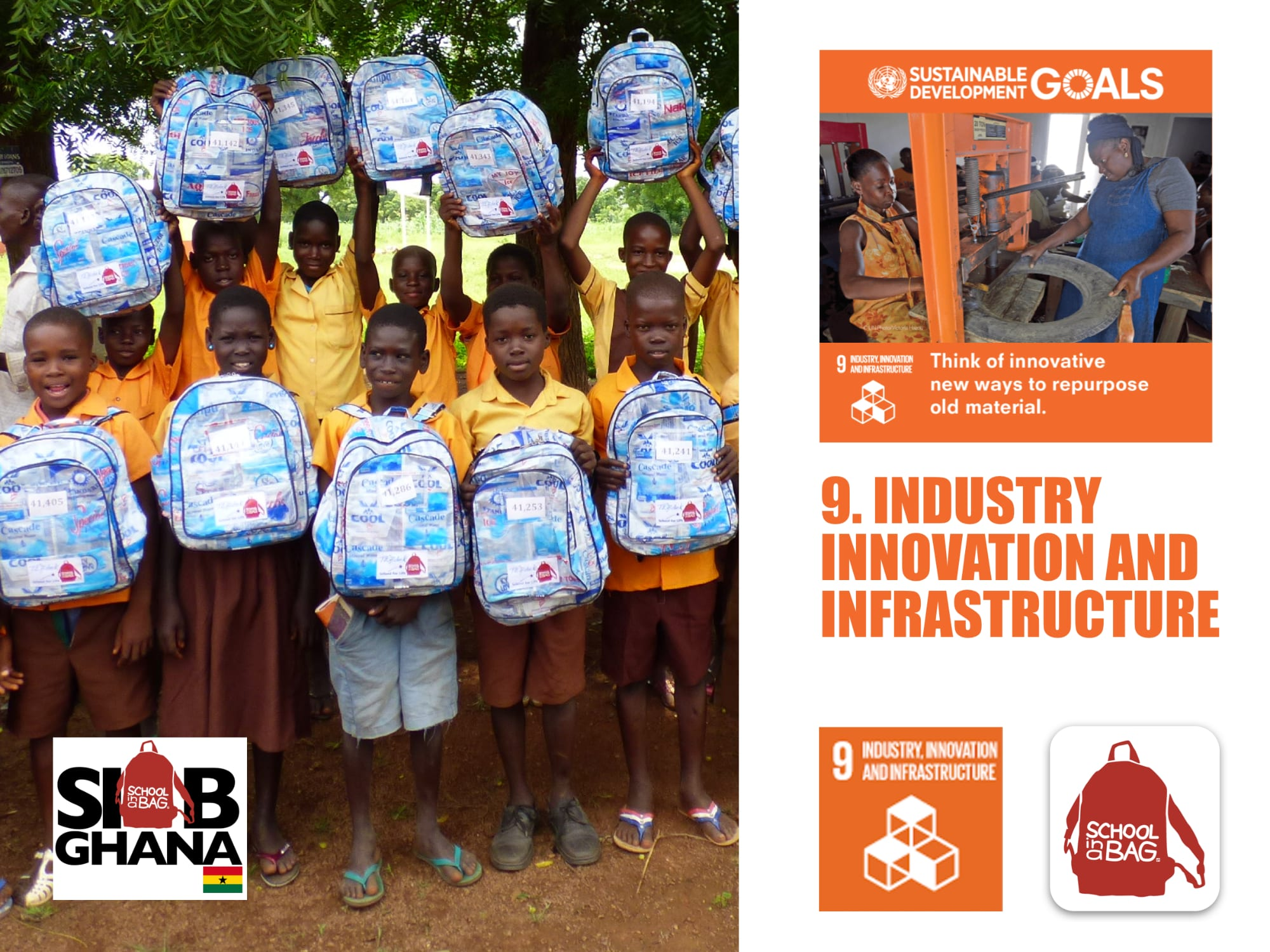 SDG Industry Innovation and Infrastructure