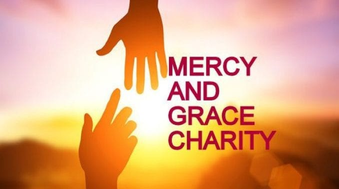 Mercy and Grace logo