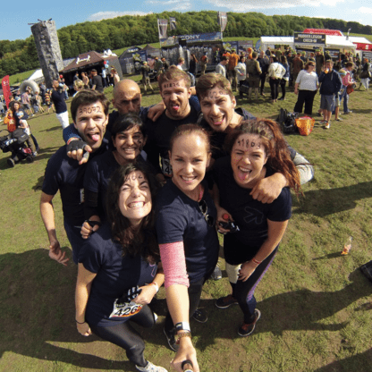 Home Farm Fest Selfie