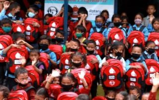 SchoolBag Distributions Are Back!