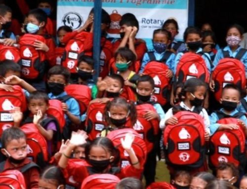 No. 53: SchoolBag Distributions Are Back!