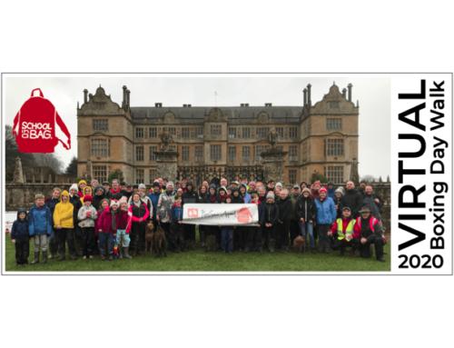 SIAB's (Virtual) Boxing Day Walk 2020