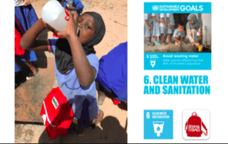 Transforming lives - now with filtered water!