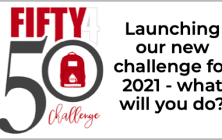Fifty 4 Fifty Challenge launch