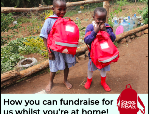 Fundraise for SIAB Whilst You're at Home!