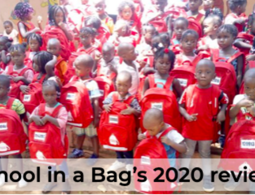 No. 55: End of Year Review – School in a Bag's 2020