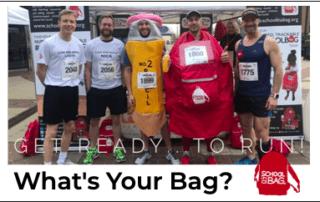 Volunteering? Running? What's your Bag?
