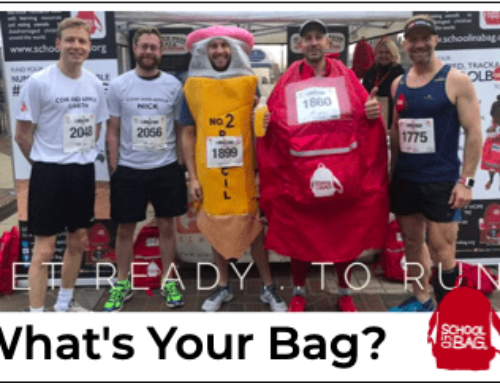 No. 43: Volunteering? Run? What's Your Bag?