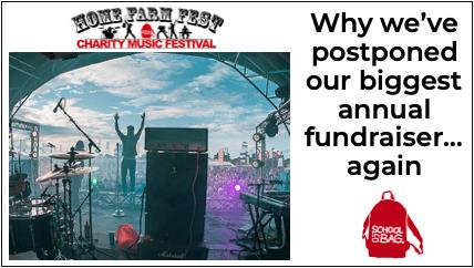 Having to postpone Home Farm Fest again in 2021
