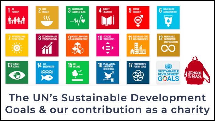 Sustainable Development Goals & School in a Bag